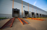 A new warehouse became the final unit of the logistics complex «Belaya Dacha».