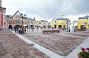 On September 23, 2010 hotel Belaya Dacha and Hines introduced their new project, the «Outlet Village Belaya Dacha», that will open in the town of Kotelniki