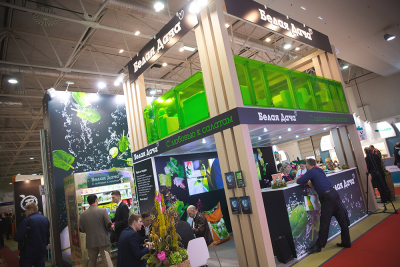 "Holding ""Belaya Dacha"" took an active part in a worldwide exhibition «World Food Moscow 2014» from 15th to 18th September."